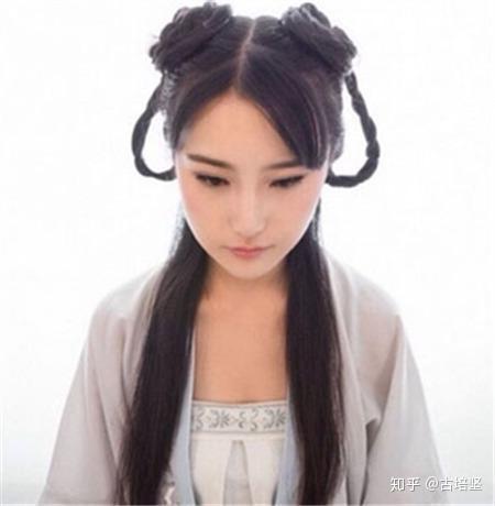 简单的汉服发型梳法 5步教你梳个漂亮古典发型