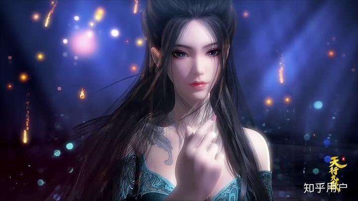 在我心里,这个女人最美.女神焰灵姬