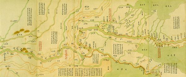 杭州大学_古时候的人是怎样绘制地图的? - 知乎
