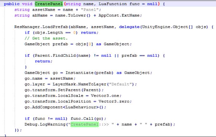 Unity3D热更新LuaFramework入门实战(5)——UI Unity3D教程 第4张
