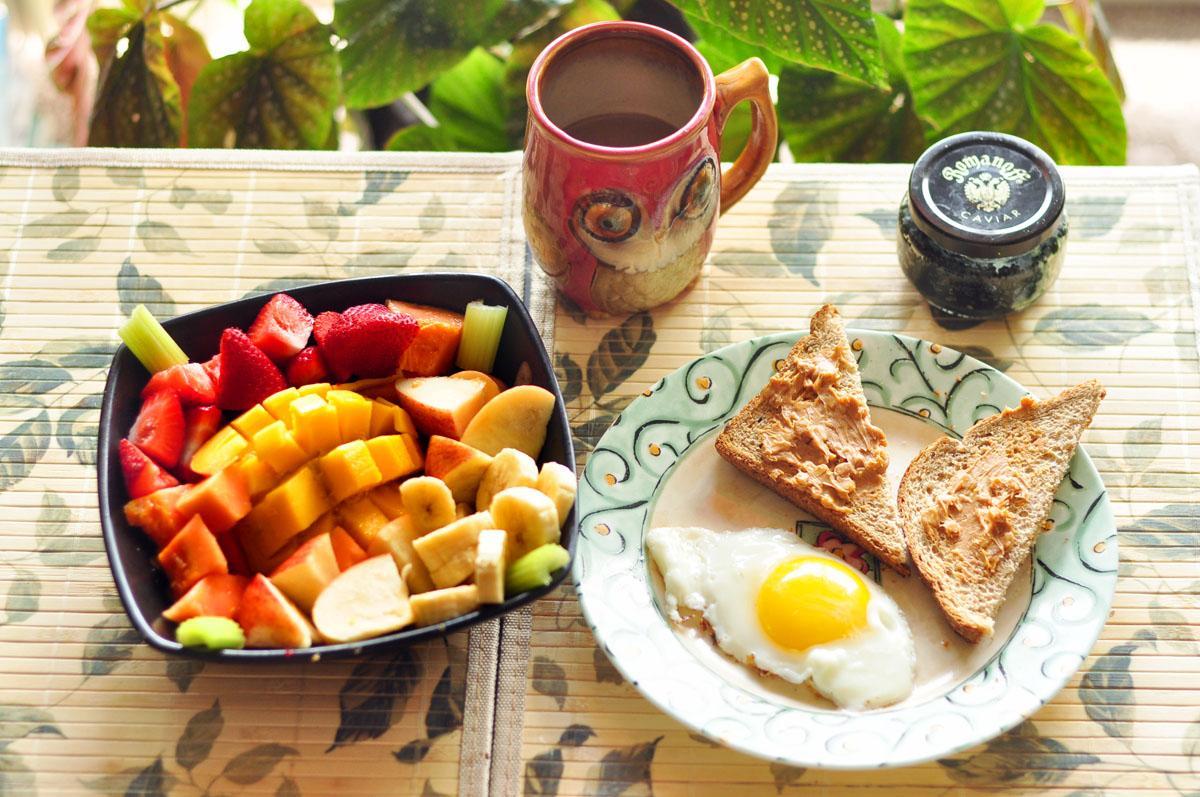 香蕉的热量高_怎样做出一桌高大上的早餐? - 知乎