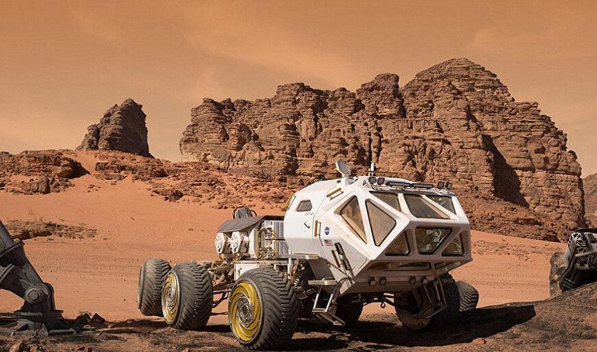 《火星救援》:汽车技术看得见的未来