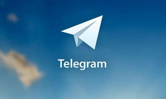 微信向左,Telegram向右