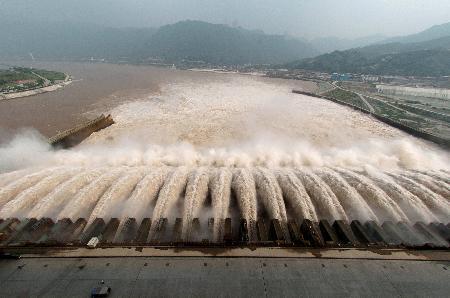 长江史上最大的洪水