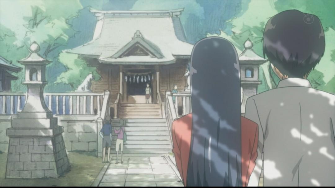 失恋阵线联盟--动画推荐之《青之花》 - Anime