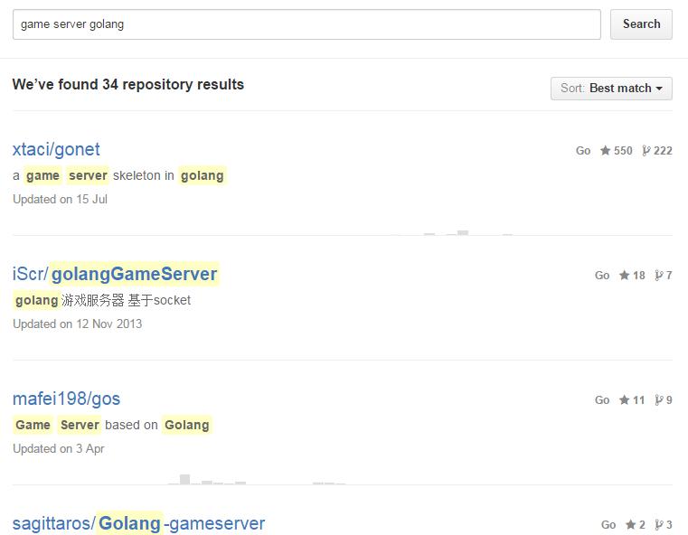 如何使用Go 语言写游戏服务器? - 知乎