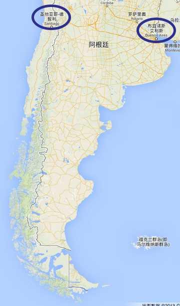 伦敦的经度和纬度_为什么说智利是世界上地理位置最孤立的国家? - 知乎