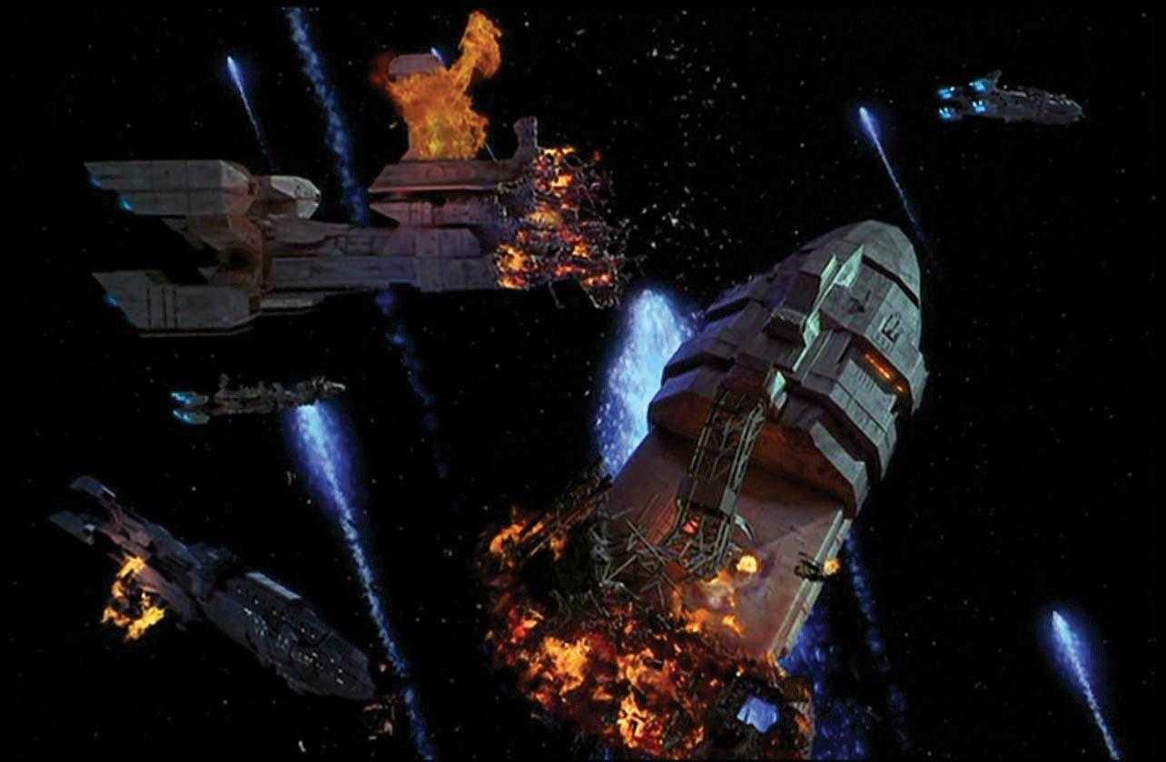 young杨杨_科幻作品中有哪些漂亮的太空飞船? - 知乎
