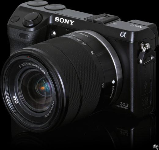 索尼 NEX 微单相机