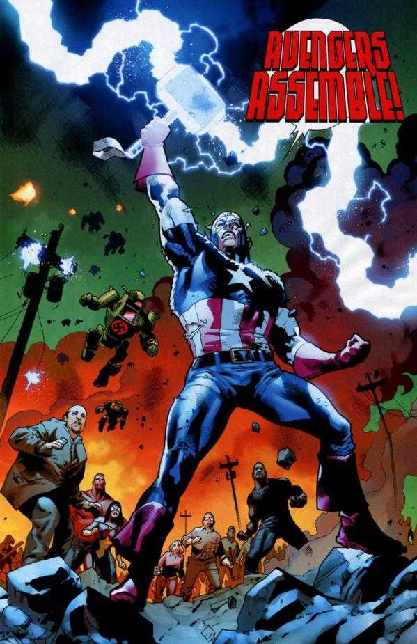 欧美电影有番��d%_marvel 的漫画和电影中,除雷神外,举起过雷神之锤的都