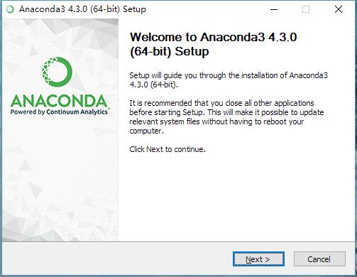 Python第三方库管理Anaconda - cynthialy - 博客园
