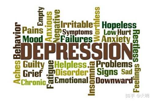 什么性格的人容易得抑郁症?