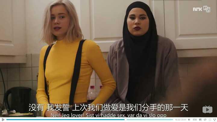 黄色性生活一级电视剧_挪威电视剧skam里的穿搭可以扒一下吗?