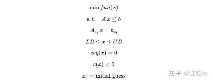 机器学习课程的优化函数-fmincon - 知乎