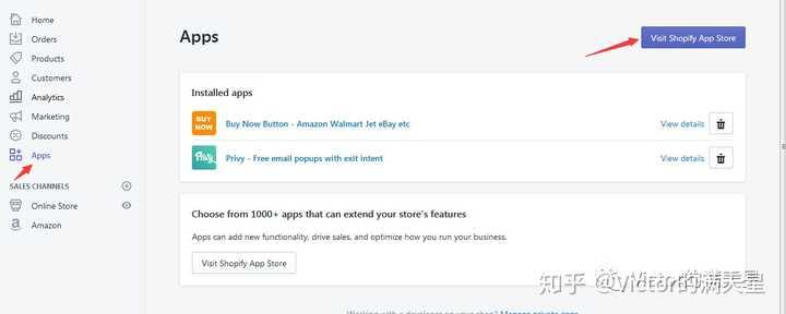 如何给你的Shopify网站添加Buy on Amazon按钮? - 知乎