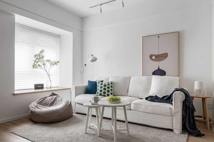 租住切换:她买下60㎡小公寓,LDK一体化、主卧变客厅,一个人住太棒了!