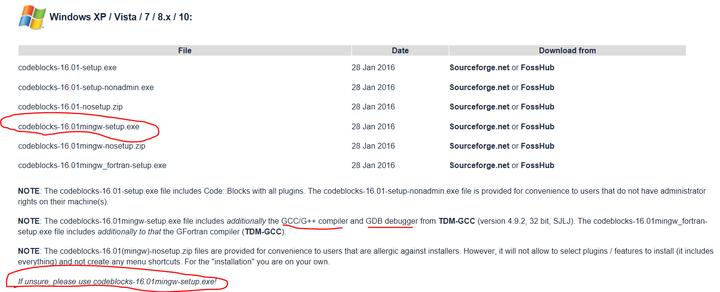 小白如何下载、安装并使用codeblock - 知乎