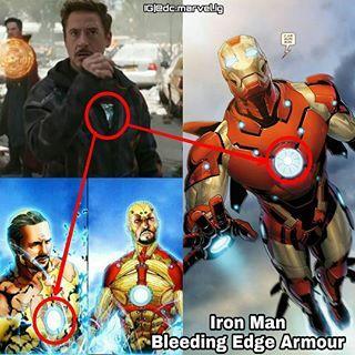 自制钢铁侠战衣_如何评价《复联3》里钢铁侠新战衣的设计? - 知乎