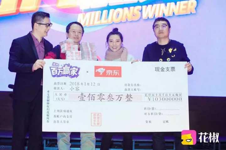 名大四女学生独揽103万元的最高额奖金