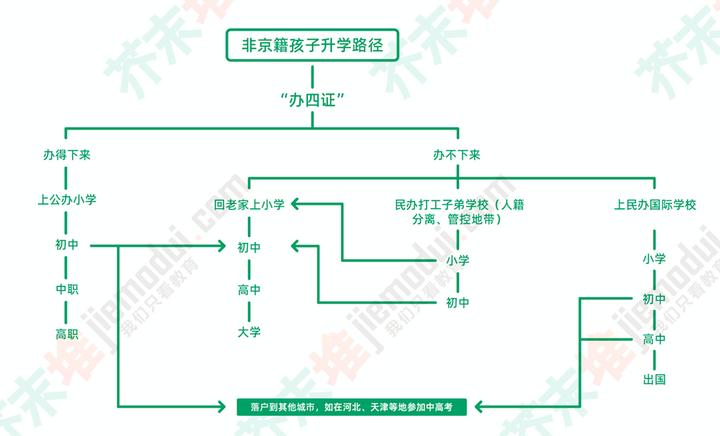 在北京为什么非京籍幼升小那么难?(图13)