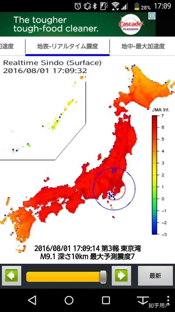 直下 型 地震
