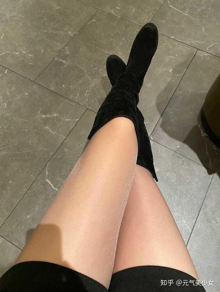 有没有人冬天也穿着超薄丝袜呢?
