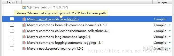 net sf json-lib无法通过maven引入项目的解决方法- 知乎