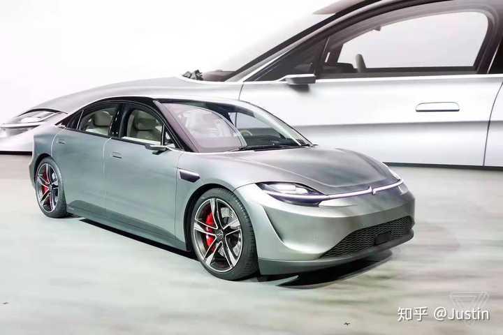 如何评价索尼于 CES2020 展出的 Vision S 电动概念车?