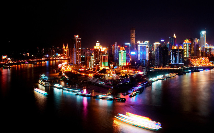 """""""最""""重庆的耍处 重庆旅游极致体验"""