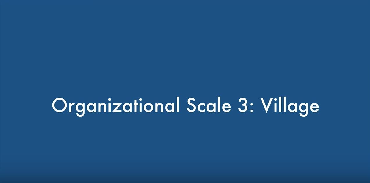 2015年斯坦福创业课程-技术驱动的闪电式扩张(Blitzscaling) 9: Village