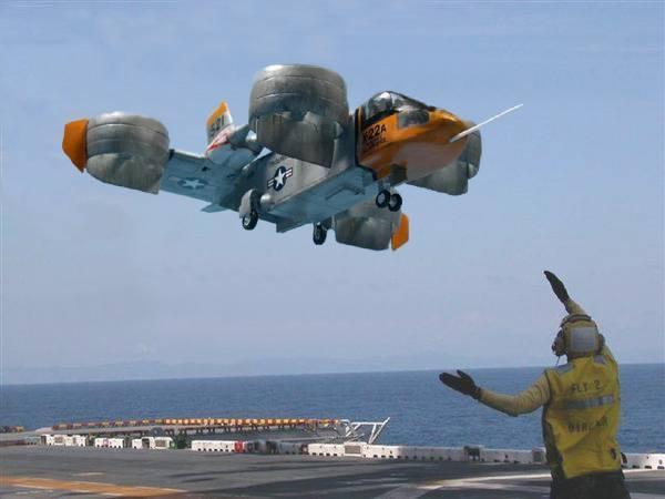 X 13 Vtol: 你见过哪些奇葩的航空器?
