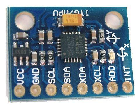 Arduino教程:MPU6050的数据获取、分析与处理