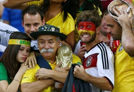 为什么很多人喜欢进球不多的足球比赛?