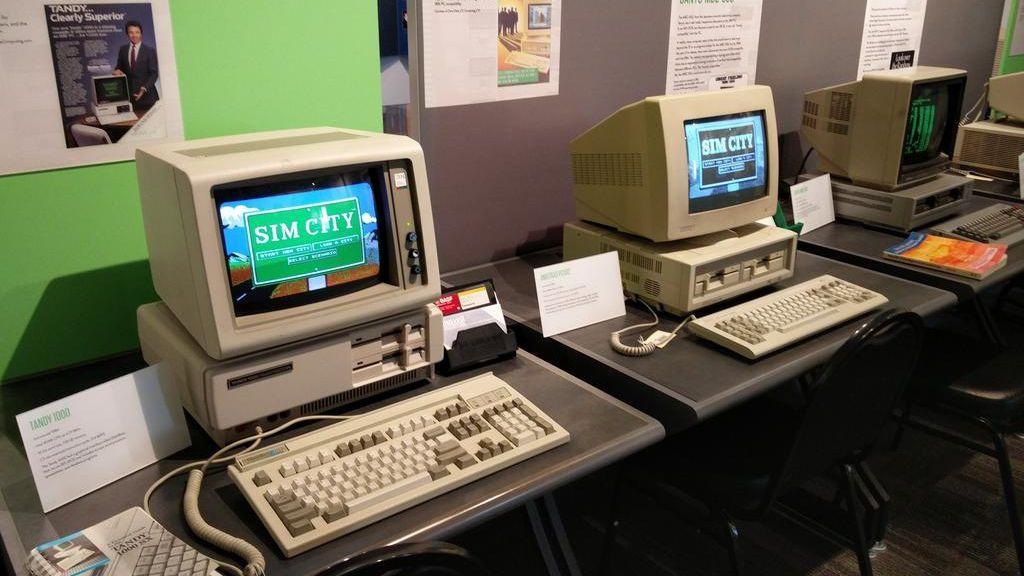 带你逛西雅图活电脑博物馆(三)