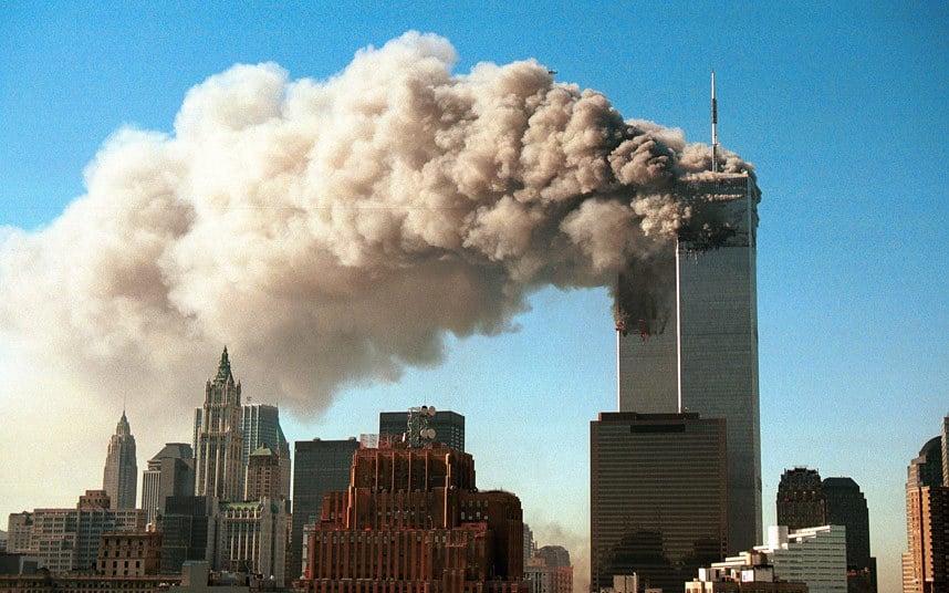 写在 9/11 十五周年