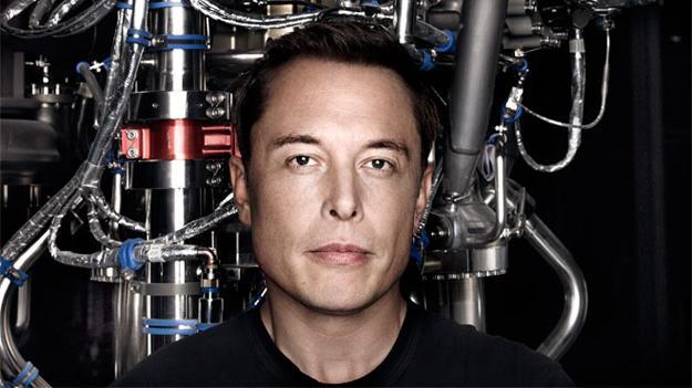 「钢铁侠现实版」Elon Musk - 地球上最炫酷的人