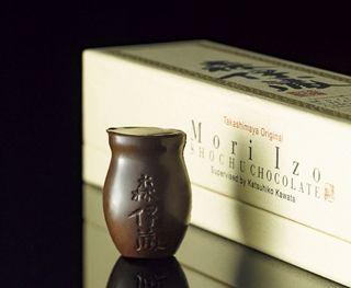 酒心巧克力中的酒一般都是什么酒?巧克力3