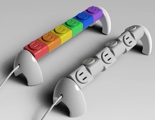 生活中一些创意又实用的设计-91xihu