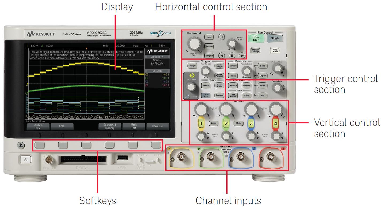 什么是示波器?示波器基础知识(英文版)Basic Oscilloscope Fundamentals - 知乎