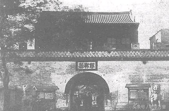 邯郸城是现在哪里(邯郸如何超越老省会保定)