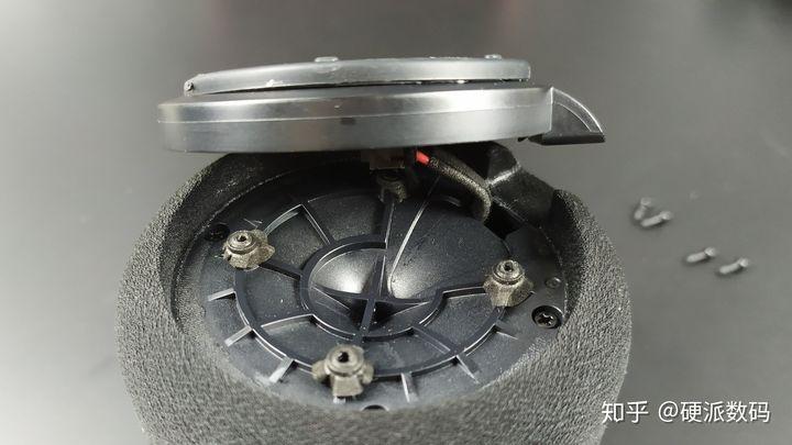 拆机爆料,小度智能音箱1S内部有哪些好玩的东西 数码拆机百科 第2张