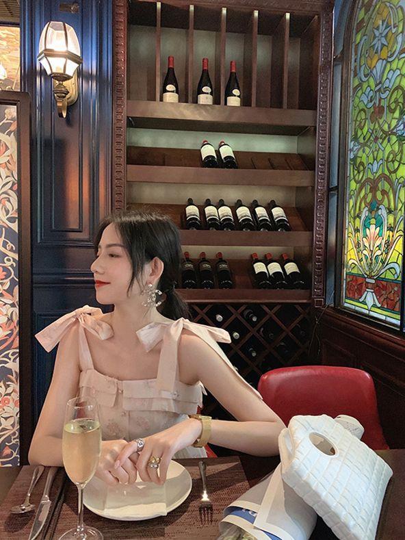 超仙甜美连衣裙买家秀,每一张都是神仙颜值2