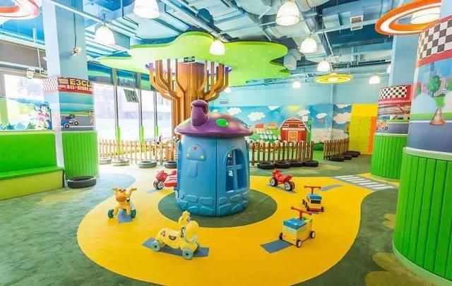 投资一家室内儿童游乐园,怎样才能赚到钱? 加盟资讯 游乐设备第8张