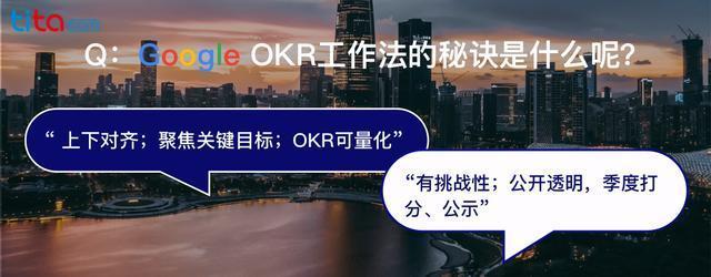 如假包换,真正的OKR是什么?(干货收藏)