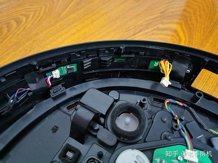 最新分享:科沃斯T8扫地机器人拆解内容必看 电器拆机百科 第5张