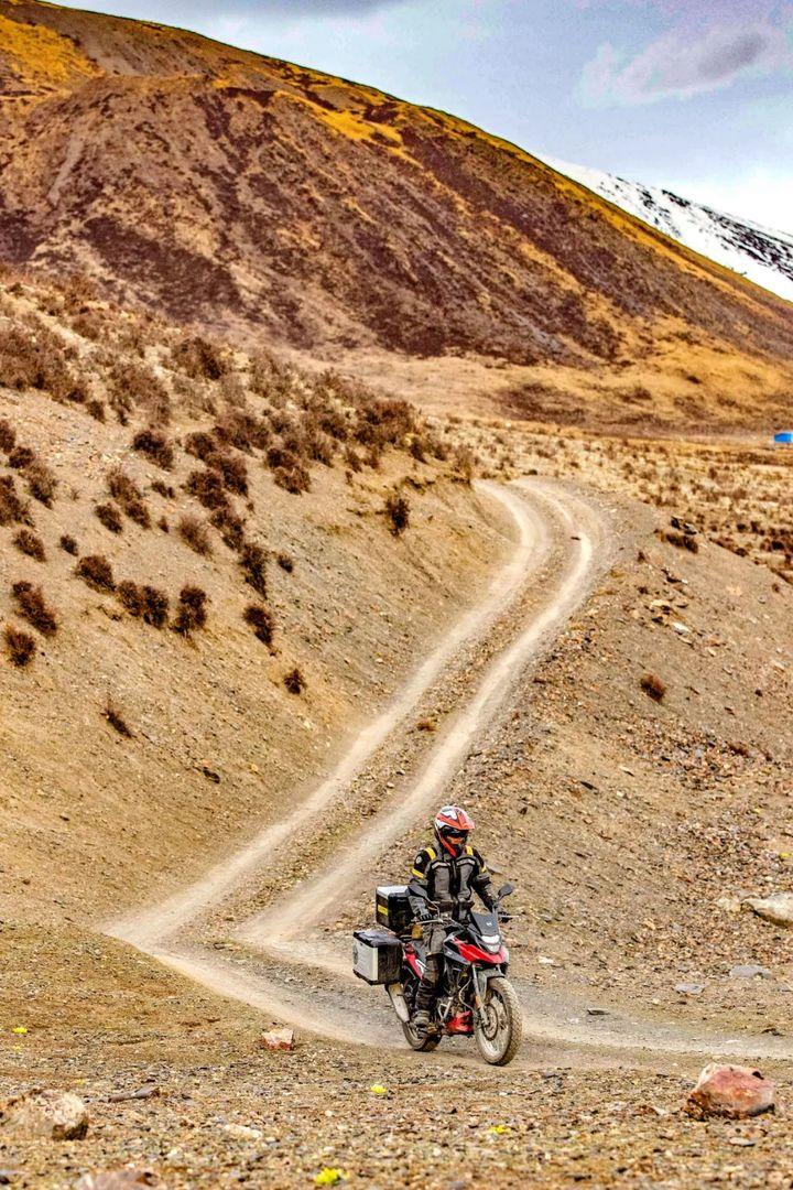摩旅时光 | 三阳T200西藏骑行感受