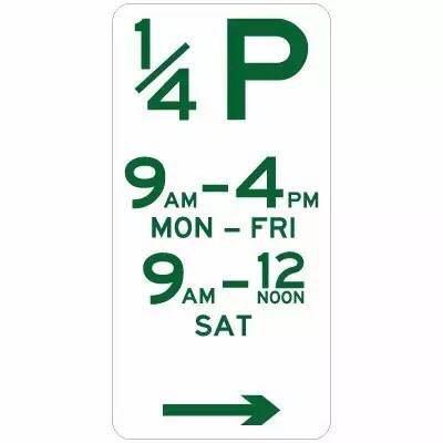 在澳洲如何停车?澳洲停车标志怎么看 8