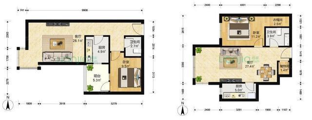 在西安买房购房户型如何选择|西安买房插图(1)