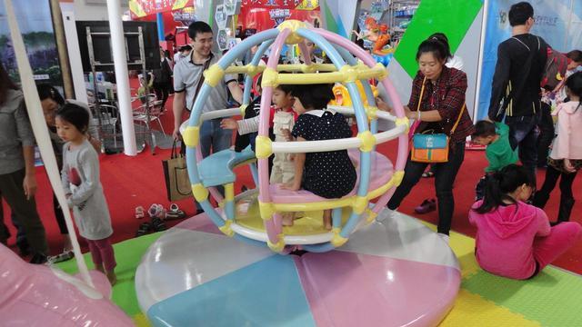 嘉峪关儿童乐园优势 加盟资讯 游乐设备第2张