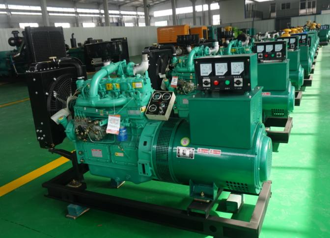 发电机组行业是以柴油发电机为主还是汽油发电机组呢?